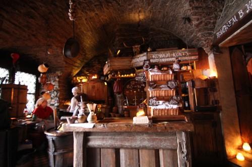 Inside III Draakon Tallinn, Estonia
