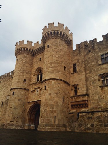 Things to see in on the island of Rhodes Greece