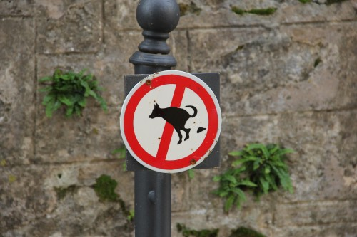 Funny signs in Croatia