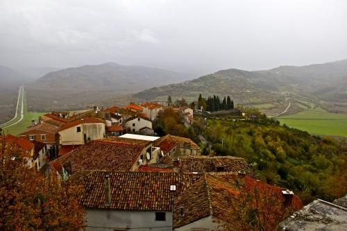 Discovering Motovun, Croatia