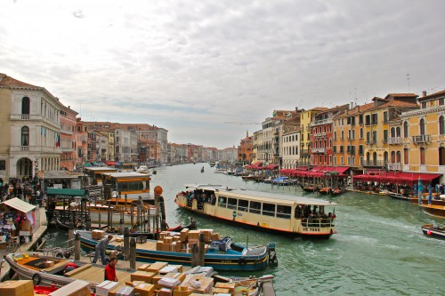Why is Venice so romantic?