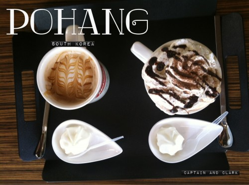 Best South Korean coffee shops
