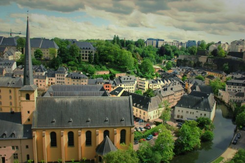 Luxembourg's Old City