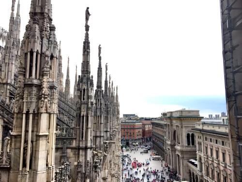 Milan's intricate Duomo