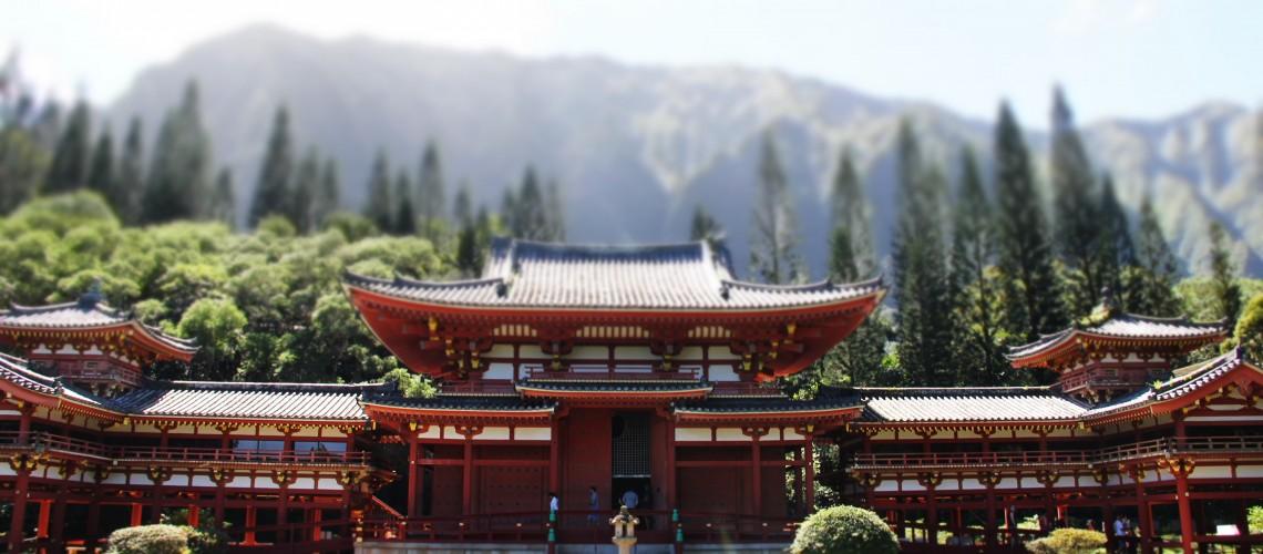Byodo-In, the Phoenix Temple