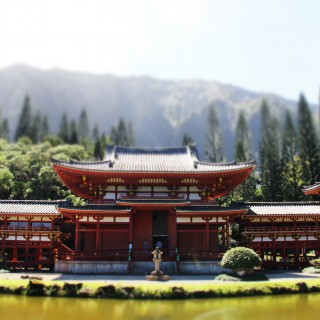 Byodo-In, the Phoenix Temple