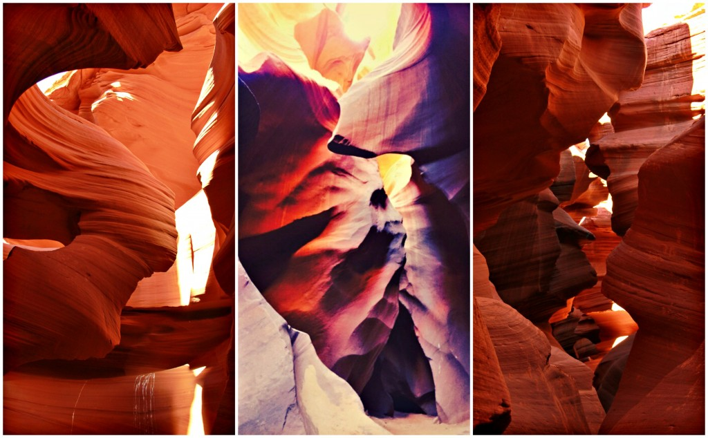 How to photography antelope canyon