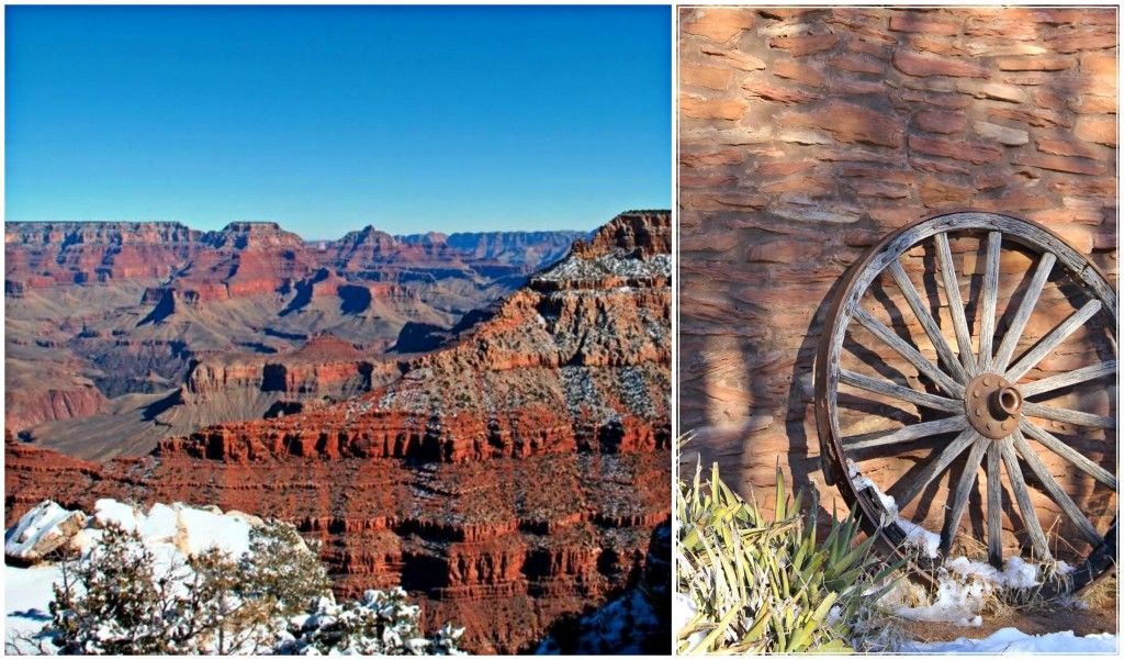 Best Grand Canyon road trip