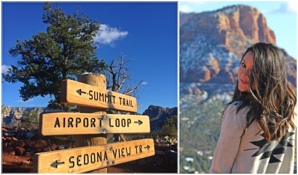 tracking down Sedona's vortexes