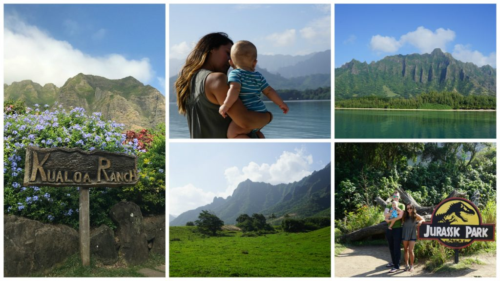 Best tours at kualoa ranch with kids