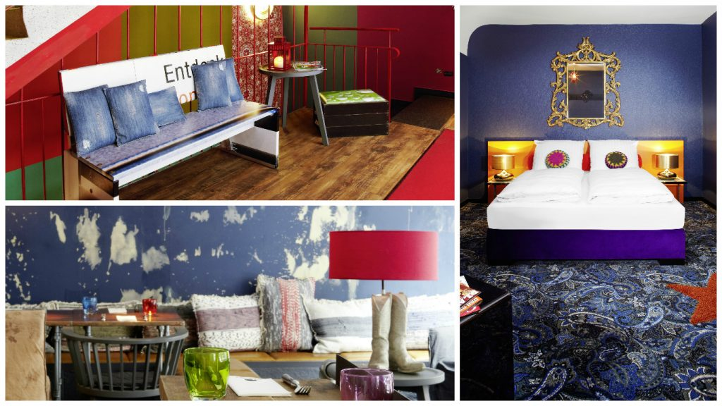 Best hipster boutique hotels in Frankfurt