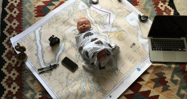 How having a baby has changed who I am as a traveler