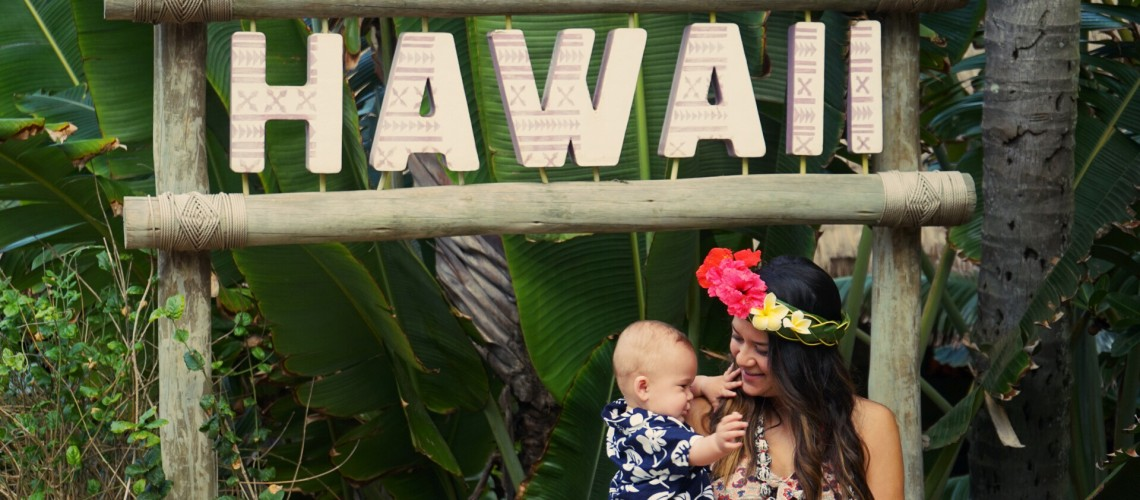 Traveling to Hawaii with a baby