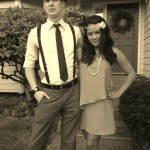 Chris Staudinger and Tawny Clark Captain and Clark